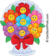 8, tema, blomst, image