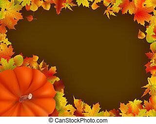 8, vacances, eps, frame., thanksgiving