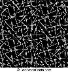 80s Memphis Style Pattern