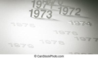 80s, timeline, 70s, animation:, 90s