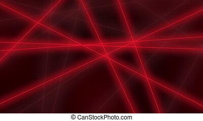 8k, high-tech, agrafe, résumé, lignes, crossings., seamless, mouvement, arrière-plan., incandescent, cyan, boucle