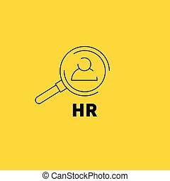 8Logo, icon human resources
