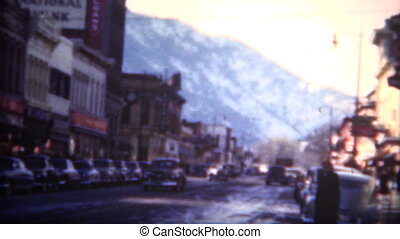 (8mm Film) Boulder Colorado - A unique vintage 8mm home...