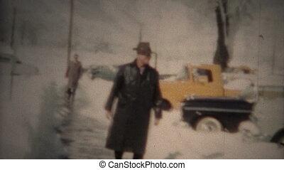 (8mm Film) Mysterious Man in Black