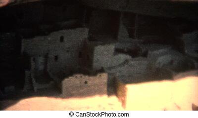 (8mm Vintage) 1966 Mesa Verde - Original vintage 8mm home...