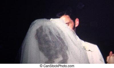 (8mm Vintage) 1967 Bride Groom