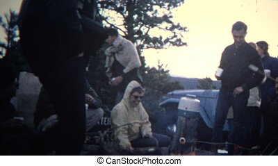 (8mm Vintage) 1968 Bohemian