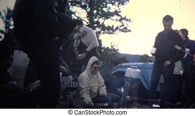 (8mm Vintage) 1968 Bohemian - Original vintage 8mm home...