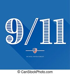 9-11, mi, elfelejt, szeptember, 11, soha, -, akar, 2001