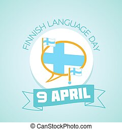 9 April Finnish Language Day