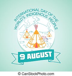 9 august Indigenous People