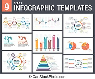 9 Infographic Templates