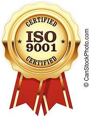 9001, qualité, -, iso, certifié