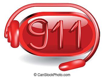 911, 緊急事態