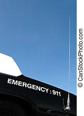 911, emergencia