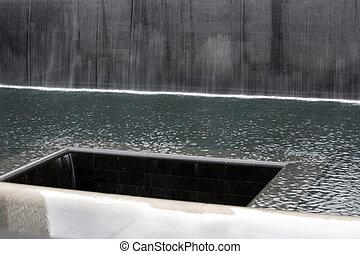 9/11 Memorial at World Trade Center, Ground Zero