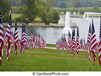 911 memorial in St. Louis 2011 - 911 memorial in St. Louis...