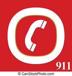 911, nødsituation