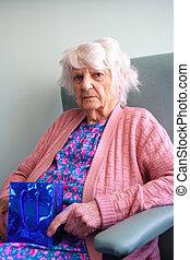 senior citizen
