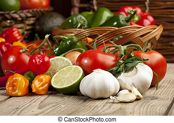 962 mexican vegetables