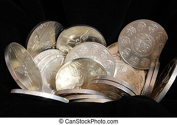 999 pure silver coins - pure silver coins from mexico named...