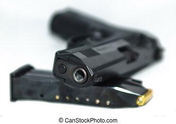 9mm gun and ammo - 9mm nine millimeter handgun pistol and ...