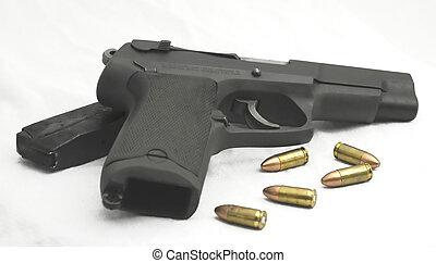 9mm semi automatic