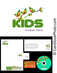 _________ Logo Design - Kids Club, Area, Team, Section Logo...