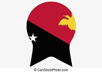 _Flags(Base)3 Papua New Guinea