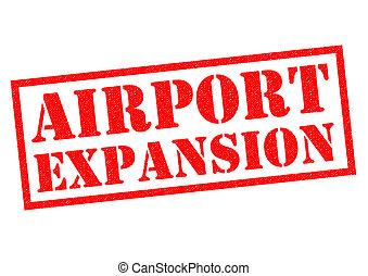 aéroport, expansion