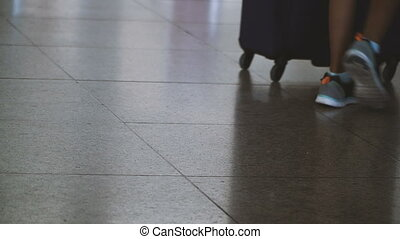 aéroport., luggage., bagage