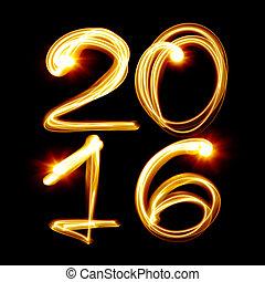 año nuevo, 2016