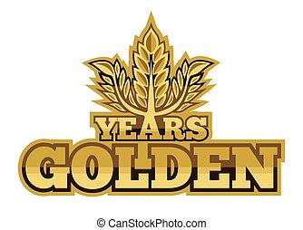 años de oro