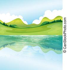 a, água, e, terra, recursos
