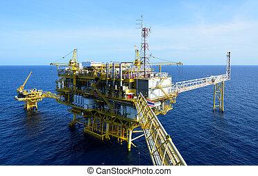 a, óleo, rig.