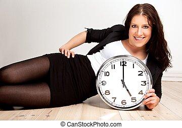 a, 女性の保有物, a, 時計