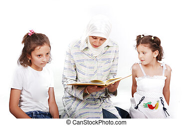 ∥, a, 教師, muslim, 女