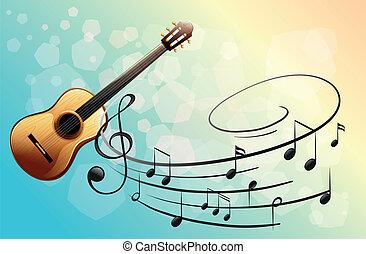 a, 楽器