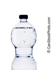 a, 水的瓶子