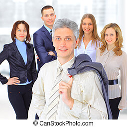 a, 실업가의 그룹