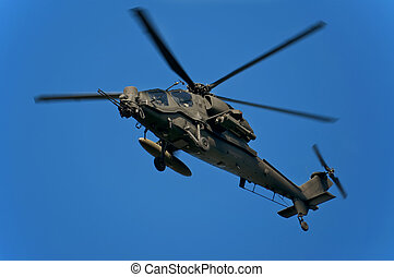 A-129 Mangusta, italian attac helicopter
