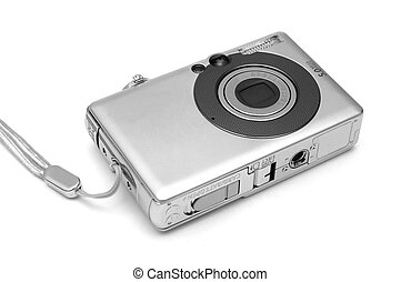 Digital Camera - A 5MP Generic looking Digital Camera ...