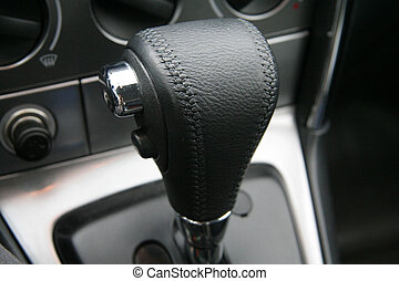 A auto shift car gear lever