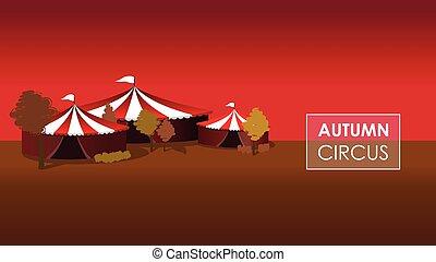 autumn circus