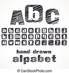 a b c alphabet