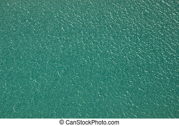 A background image of some sea water