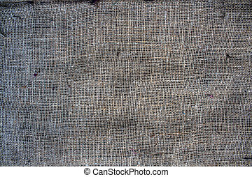 a background with sackcloth in the table
