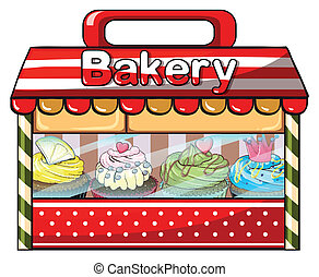 A bakery shop