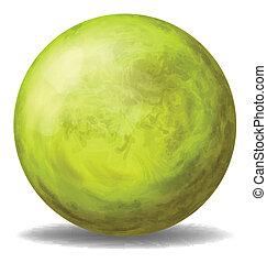 A ball