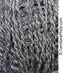 A ball of wool.
